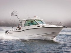 Boston Whaler 315 Conquest Pilothouse Pilothouse