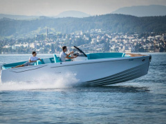 Ganz Boats Ovation 7.6 Open Deck-boat
