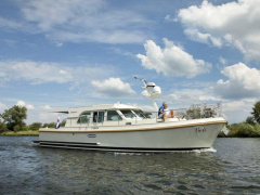 Linssen Grand Sturdy 40.0 Sedan Trålare