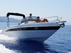 Marinello Cabin 650 Deck Boat