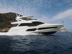 Sunseeker Yacht 76 Flybridge