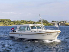 Linssen Grand Sturdy 45.0 Sedan Verdränger