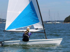 RS RS Neo Sailing Dinghy