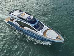 Sessa Yacht 68 Fly Gullwing Flybridge