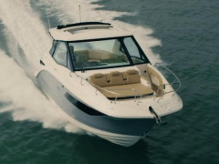 Sea Ray Sport Cruiser 320 Sundancer Coupe OB Hardtop