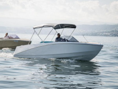 Ganz Boats Elovation 6.8 Runabout