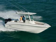 Boston Whaler 250 Outrage Fishing Boat