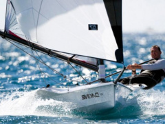 RS RS100 Sailing Dinghy