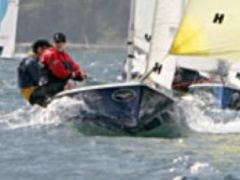 RS RS200 Sailing Dinghy