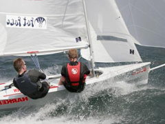 RS RS400 Sailing Dinghy