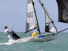RS RS500 Sailing Dinghy