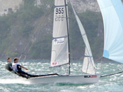 RS RS800 Sailing Dinghy