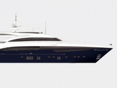 Princess 40M Superyacht