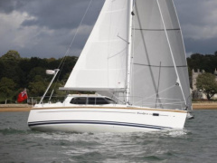 Sirius 310 DS Yacht à voile