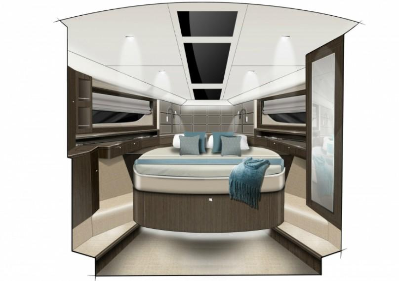 Exterior Galeon 430 HTC New Boat