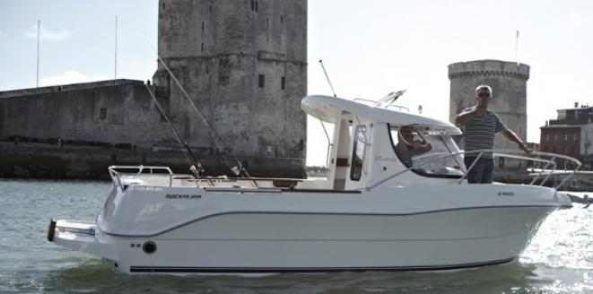 Quicksilver 215 AS Arvor Neuboot