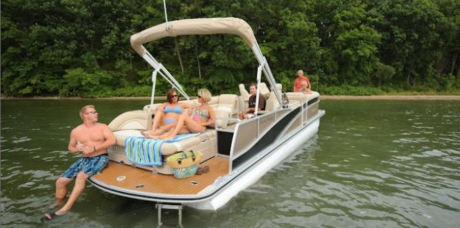 Harris Grand Mariner SEL 250 Neuboot