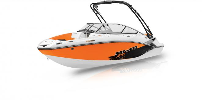 Sea-Doo 210 SP Neuboot
