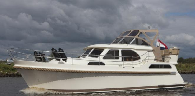 Interboat Intercruiser 35 Neuboot