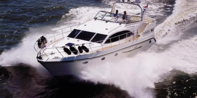 Atlantic 50 Neuboot