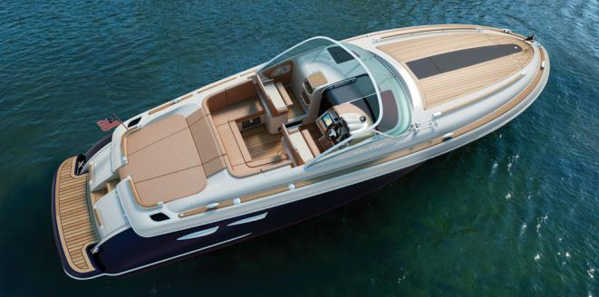 Chris Craft Corsair 36 European Edition New boat