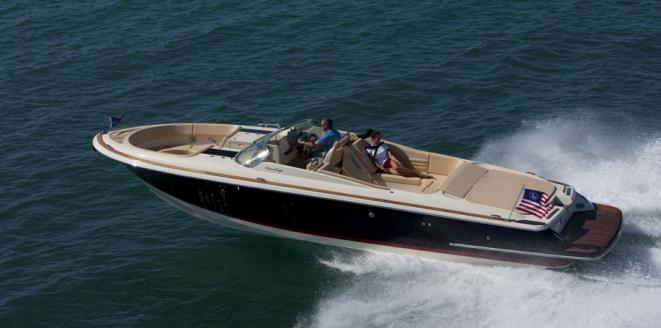 Chris Craft Launch 32 New boat