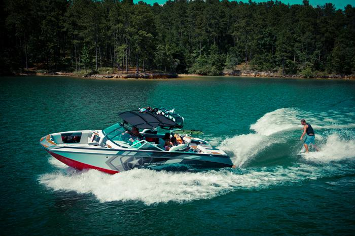 Exterior Nautique Super Air Nautique G25 New Boat