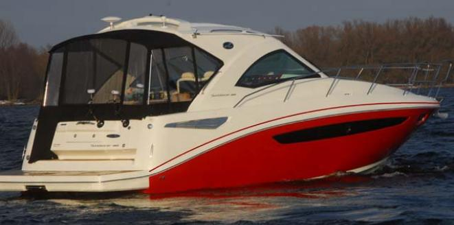 Sea Ray Sport Cruiser 355 Sundancer Neuboot