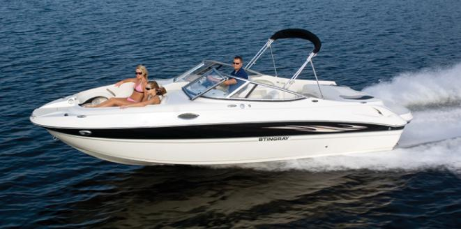 Stingray Sport Deck 235 LR Neuboot