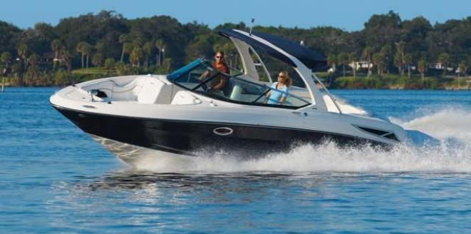 Sea Ray Sport Boat 300 Select