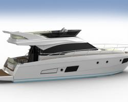 Bavaria Virtess 420 Flybridge Vorschaubild 4