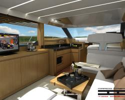 Bavaria Virtess 420 Flybridge Vorschaubild 6