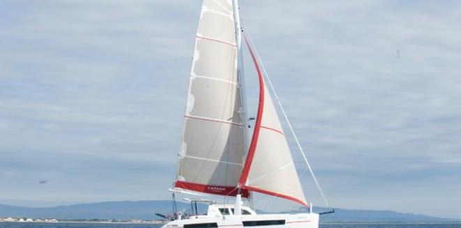 Catana 47 Neuboot
