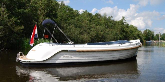 Interboat Intender 760 Neuboot