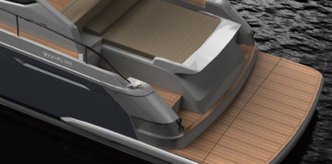 Fairline Targa 48 OPEN Neuboot