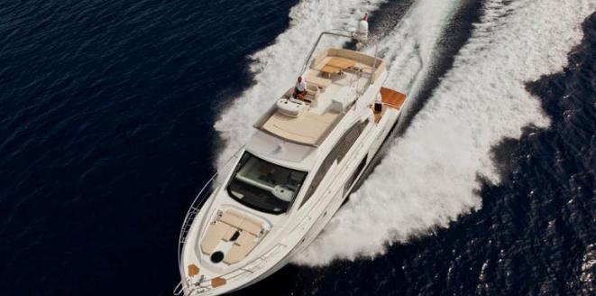 Cranchi Flybridge 54 Fly Barca nuova