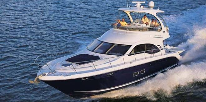 Sea Ray Yacht 520 Sedan Bridge Neuboot