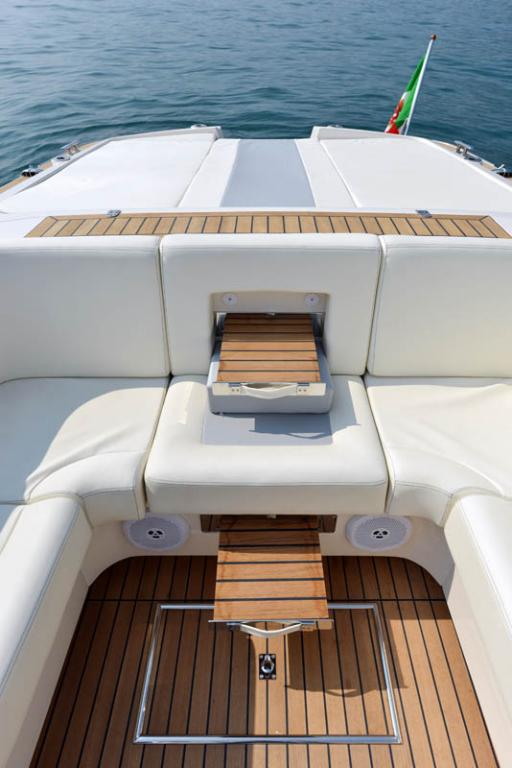 Exterior Colombo 32 Super Indios Tender New Boat