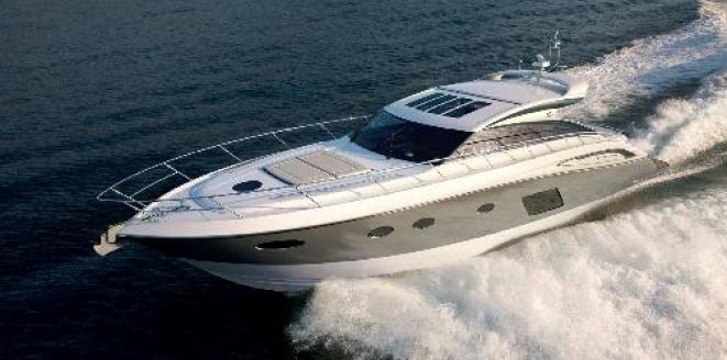Princess V62-S New boat