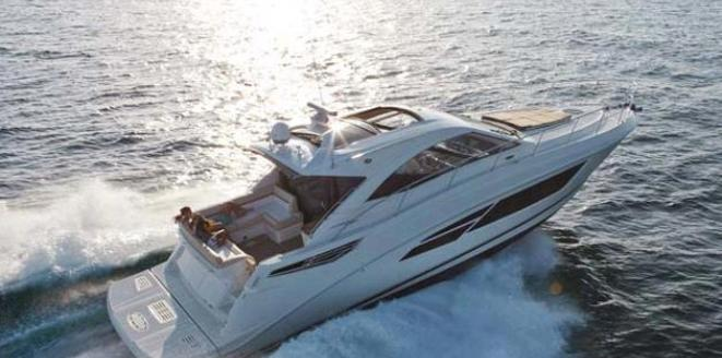 Sea Ray Sport Yacht 510 Sundancer Neuboot