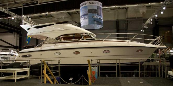Nord West 430 Flybridge Neuboot
