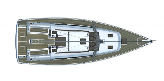 Dufour 410 Grand Large Neuboot