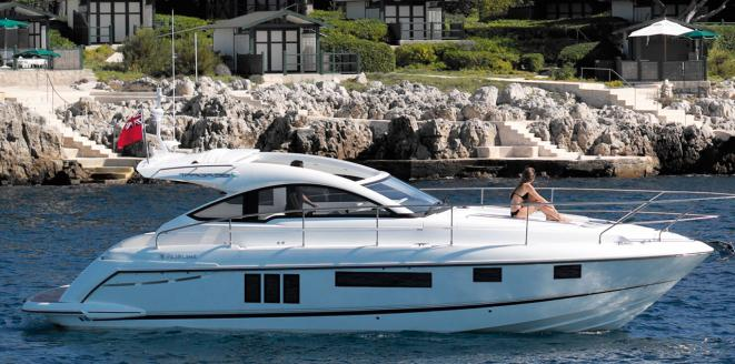 Fairline Targa 38 Open Neuboot