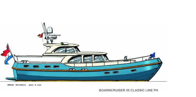 Boarncruiser 55 Classic Line PH Neuboot