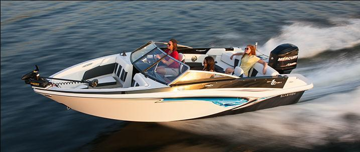 Exterior Glastron GTFS 200 New Boat