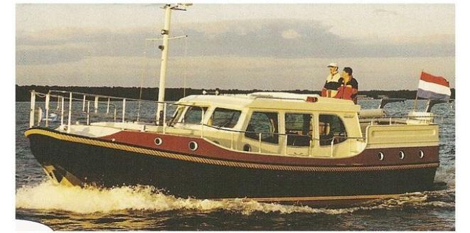 Linssen Dutch Sturdy 380 Neuboot