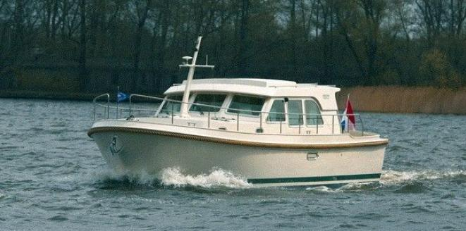 Linssen Grand Sturdy 40.9 sedan Neuboot