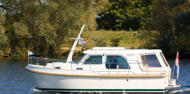 Linssen Grand Sturdy 25.9 sedan Neuboot