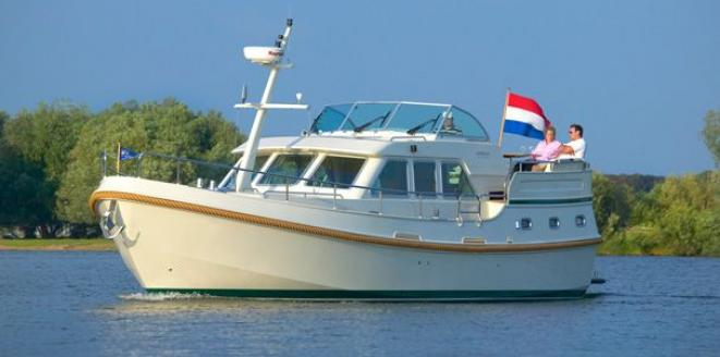 Linssen Grand Sturdy 410 Mark