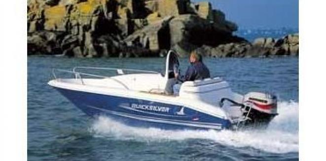Quicksilver Commander 425 Neuboot